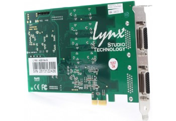 Lynx Studio Technology AES16e - PCI Ses Kartı