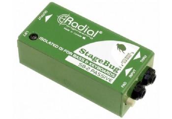 Radial StageBug SB-2 Passive DI - Passive DI Box