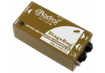 Radial Engineering StageBug SB-4 Piezo DI - Aktif DI Box