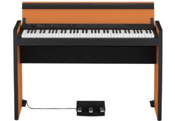 Korg LP-380 OB - Turuncu/Siyah - Dijital Piyano