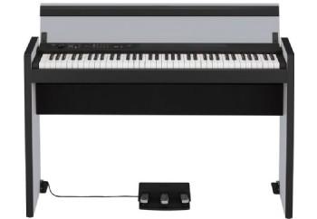 Korg LP-380 SB - Gümüş/Siyah - Dijital Piyano