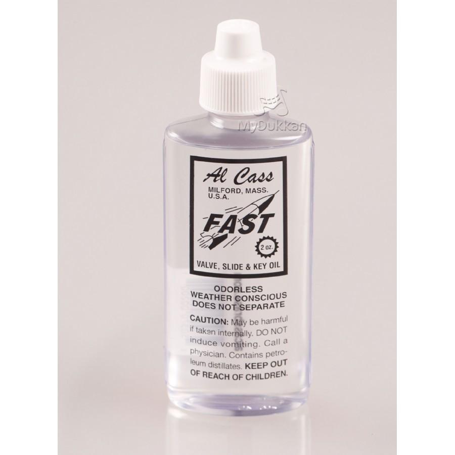 Al Cass Fast 341 Valve Oil