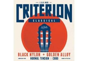 La Bella C800 Criterion Takım Tel - Klasik Gitar Teli