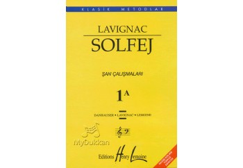 Lavignac 1A Kitap - Henry Lemoine