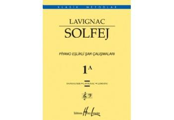 Lavignac 1A Piyano Eşlikli Kitap - Henry Lemoine