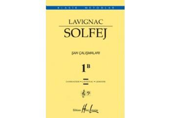 Lavignac 1B Kitap - Henry Lemoine