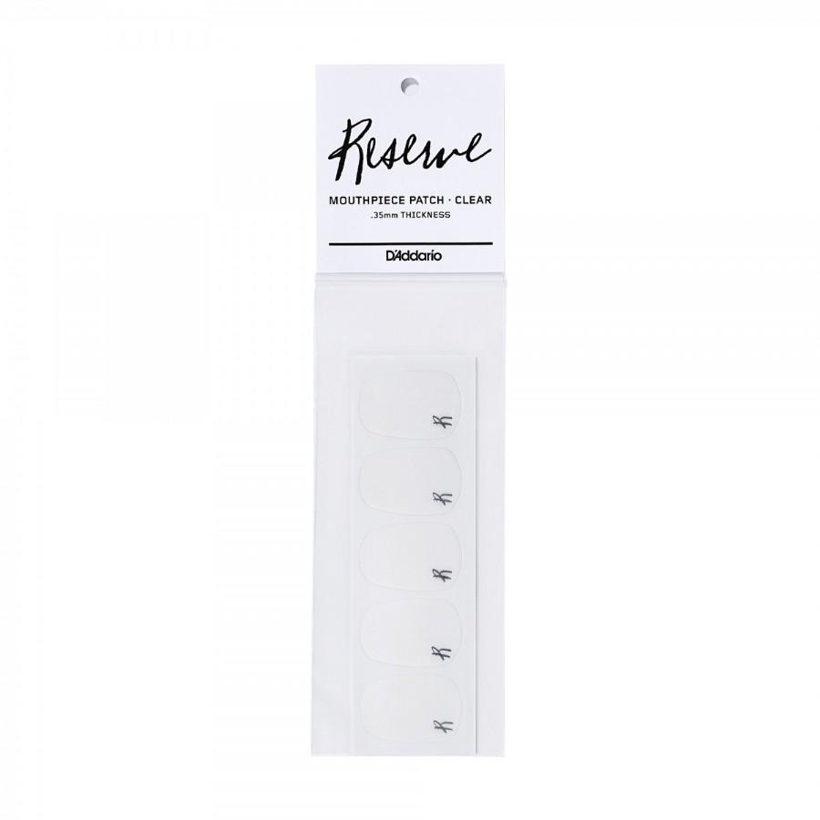 Rico Royal Reserve RMPO1C Mouthpiece Patches