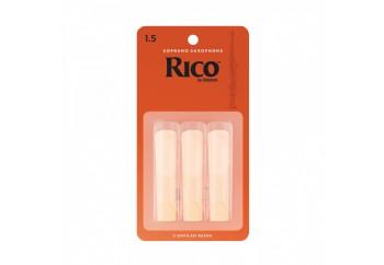 Rico Royal RIA03 Soprano Saxophone Reeds 1,5