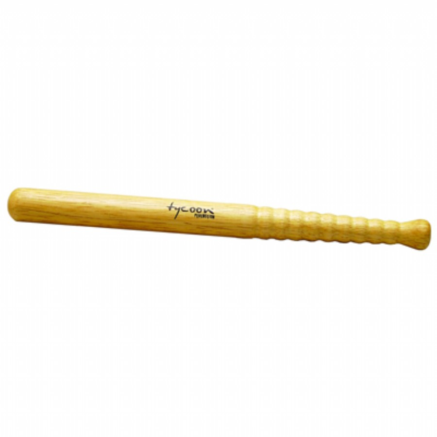 Tycoon TWL-B Wooden hand-held Cowbell beater