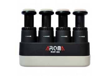 Aroma AHF03 Gripmaster BK - Black - Parmak Güçlendirici