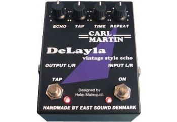 Carl Martin DeLayla - Delay Pedalı