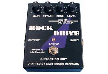 Carl Martin Rock Drive - Overdrive Pedalı