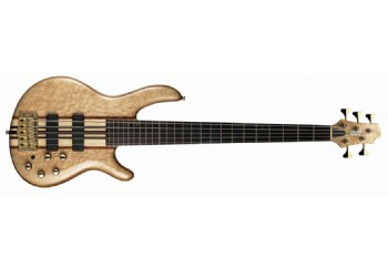 Cort A5-Custom 20th Natural - Bas Gitar 5 Telli (Kılıflı)