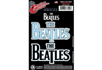 Planet Waves Beatles Guitar Tattoo GT77200 - Gitar Sticker