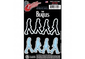 Planet Waves Beatles Abbey Road Sticker GT77202 - Gitar Sticker