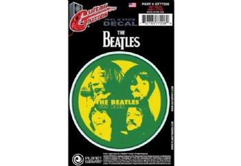 Planet Waves Beatles Guitar Tattoo, Get Back GT77208 - Gitar Sticker