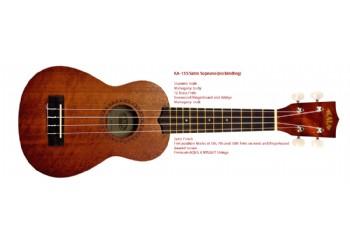 Kala Mahogany Soprano Ukulele KA-15S