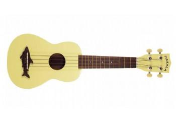 Makala Shark Soprano Yellow - Soprano Ukulele