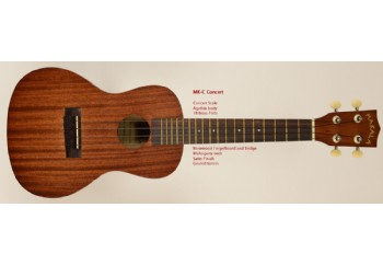 Makala Concert - Concert Ukulele