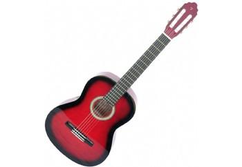 Valencia CG150 RDS - Kırmızı - Klasik Gitar