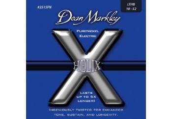 Dean Markley Helix Pure Nickel - LTHB Takım Tel - Elektro Gitar Teli 010-052