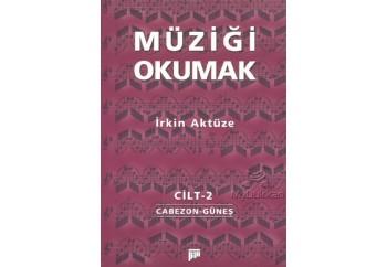 Müziği Okumak Cilt 2 Kitap