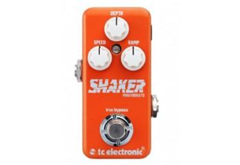 tc electronic TonePrint Shaker Mini Vibrato - Vibrato Pedalı