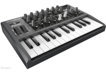 Arturia MicroBrute Black - Analog Synth
