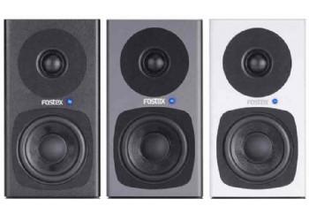 Fostex PM0.4D White - Aktif Stüdyo Monitör (Çift)