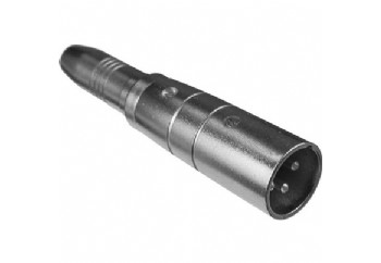Proel AT320 - 3 kutuplu XLR (Erkek) - 6,3 mm. mono (Dişi).