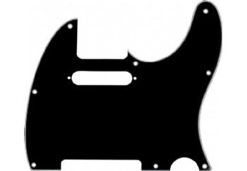 Fender 8-Hole Mount Telecaster Pickguards B/W/B - Pickguard