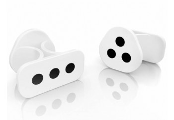 IK Multimedia iRing Beyaz - iPhone, iPad ve iPod Touch Kontroller