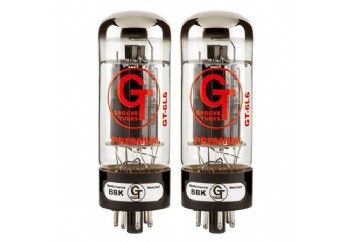 Groove Tubes GT-6L6-R MED DUET (Eşlenmiş Çift) - Lamba