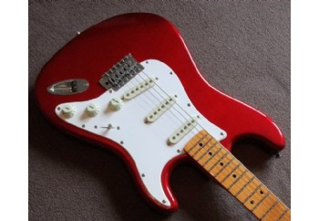 SX SST57 CAR - Candy Apple Red - Elektro Gitar