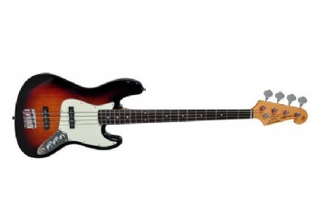 SX SJB62 3TS - Bas Gitar