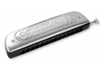 Hohner Chrometta 14 Delikli C (Do) - M25701