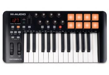 M-Audio Oxygen 25 V4 - MIDI Klavye - 25 Tuş