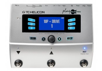 TC-Helicon VoiceLive Play Electric - Vokal Prosesör