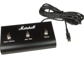 Marshall PEDL00014 Triple Footswitch Chorus with LED