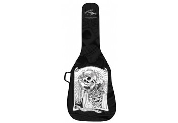 Boldface - Bag Face Writing Music - Stanley Mouse Edition - Elektro Gitar Kılıf Yüzleri