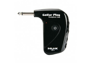 Nux GP-1 Guitar Plug Headphones Amp