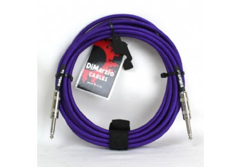DiMarzio EP1710SS Overbraid Cable EP1710SSP