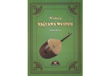 Modern Bağlama Metodu-1 Kitap - Hakan Akmaz
