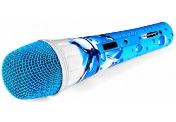 JamminPro MIC002 ICE BLUE - Dinamik Mikrofon