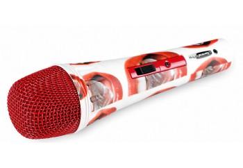 JamminPro MIC 004 LOVE MOUTH - Dinamik Mikrofon