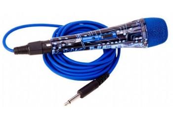 JamminPro MIC 009 BLUEPCB - Dinamik Mikrofon