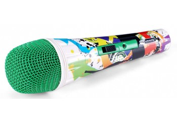 JamminPro MIC 010 LETSPARTY - Dinamik Mikrofon