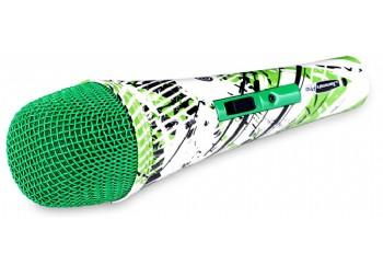 JamminPro MIC 014 GREEN PLANET - Dinamik Mikrofon