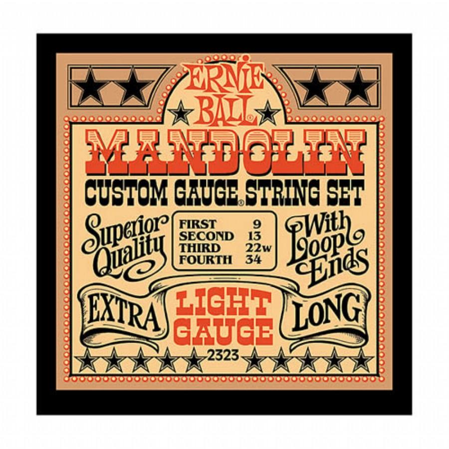 Ernie Ball 2323 Light Mandolin Strings