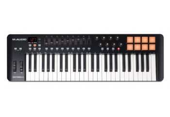 M-Audio Oxygen 49 V4 - MIDI Klavye - 49 Tuş